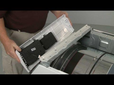 User Control Board - Samsung Dryer
