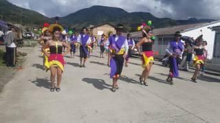 Danza grupo jundacu san Francisco putumayo