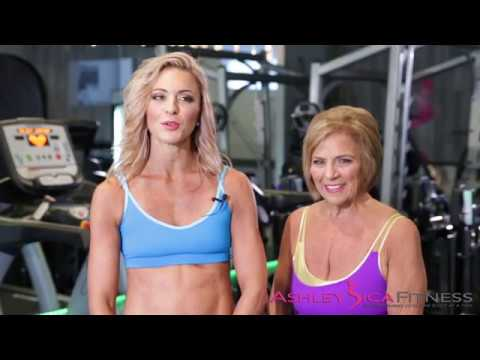 Ashley Sica Fitness - Jen & Joan's 12 Week Transformation Experience!