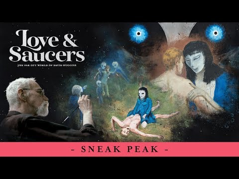 Love and Saucers: Sneak Peek ExtraTerrestrial Love Story UFO Documentary