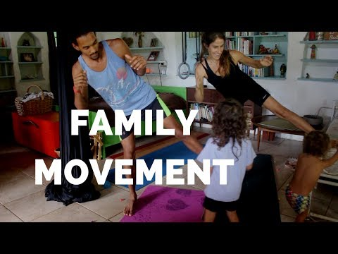 Family Movement Session | Beyond Vitality TV