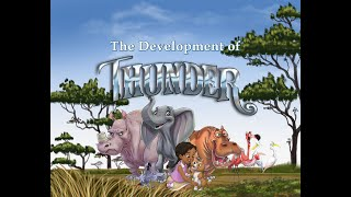 The Thunder development of Characters