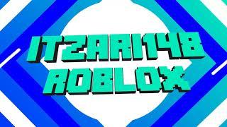 Itzari148 ROBLOX | Free Professional 2D CM3 Intro | (Janitor2D)