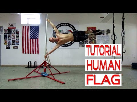 COMPLETE TUTORIAL HUMAN FLAG (italy)