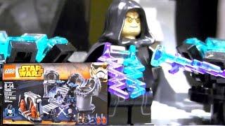 LEGO Star Wars 2015 Sets (New York Toy Fair)
