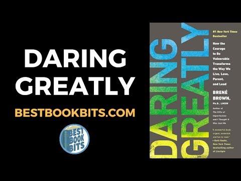 Brené Brown: Daring Greatly Book Summary