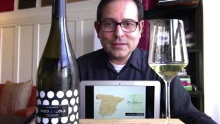 Paco y Lola Albariño - 2011 - 91 Points - James Melendez