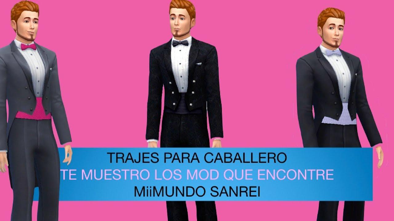 Bonito Caballeros Trajes De Boda Viñeta - Colección de Vestidos de ...