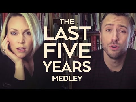 Last Five Years Medley - Peter Hollens Feat. Evynne Hollens