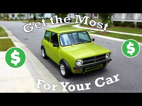 What You Should Do To Your Car Before You Sell It
