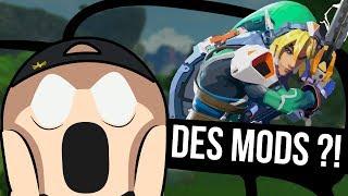 E - Emulateur : Des MODS sur ZELDA !? - CEMU