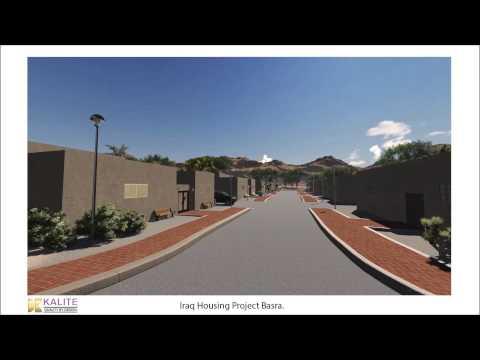 Iraq housing project
