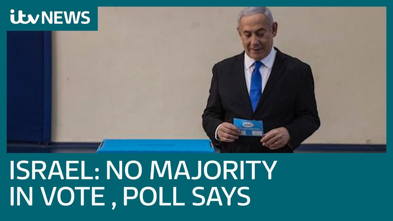 Israel's election results show Netanyahu is in serious trouble
