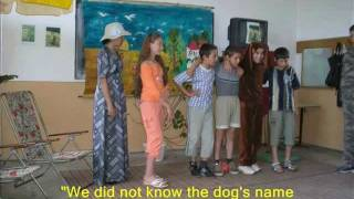 "Trailer of theatre play ""Penguin and the Fig Tree"" in Romania"