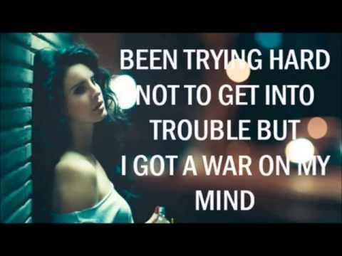 Top Lana Del Rey Lyrics/Quotes