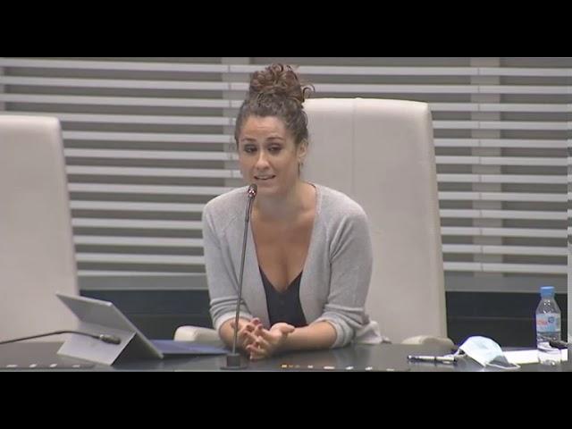 """Enma López: """"El Teletrabajo tiene que ayudar a conciliar vida personal y laboral, no perjudicarla"""""""