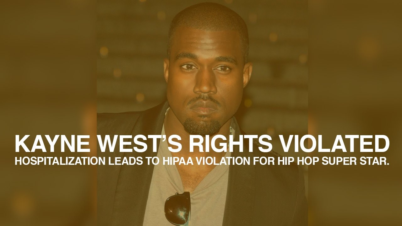 Image result for Kanye West HIPAA breach