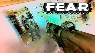 Hodgepodgedude играет FEAR Extraction Point эпизод #3 (часть 2 из 2)