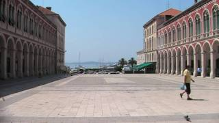 Split In Your Pocket - Trg Republike (Republic Square)