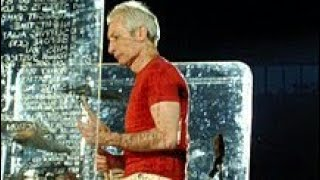 Charlie Watts Is Ready For The End of The Rolling Stones