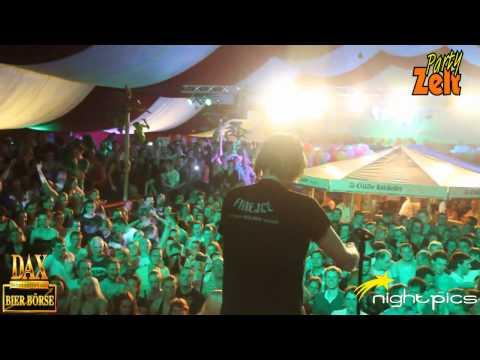 DAX Partyzelt - Mickie Krause LIVE auf dem Schützenplatz in Hannover 2012