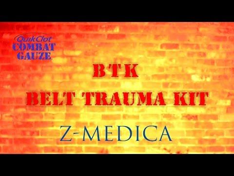 BTK - Belt Trauma Kit product video