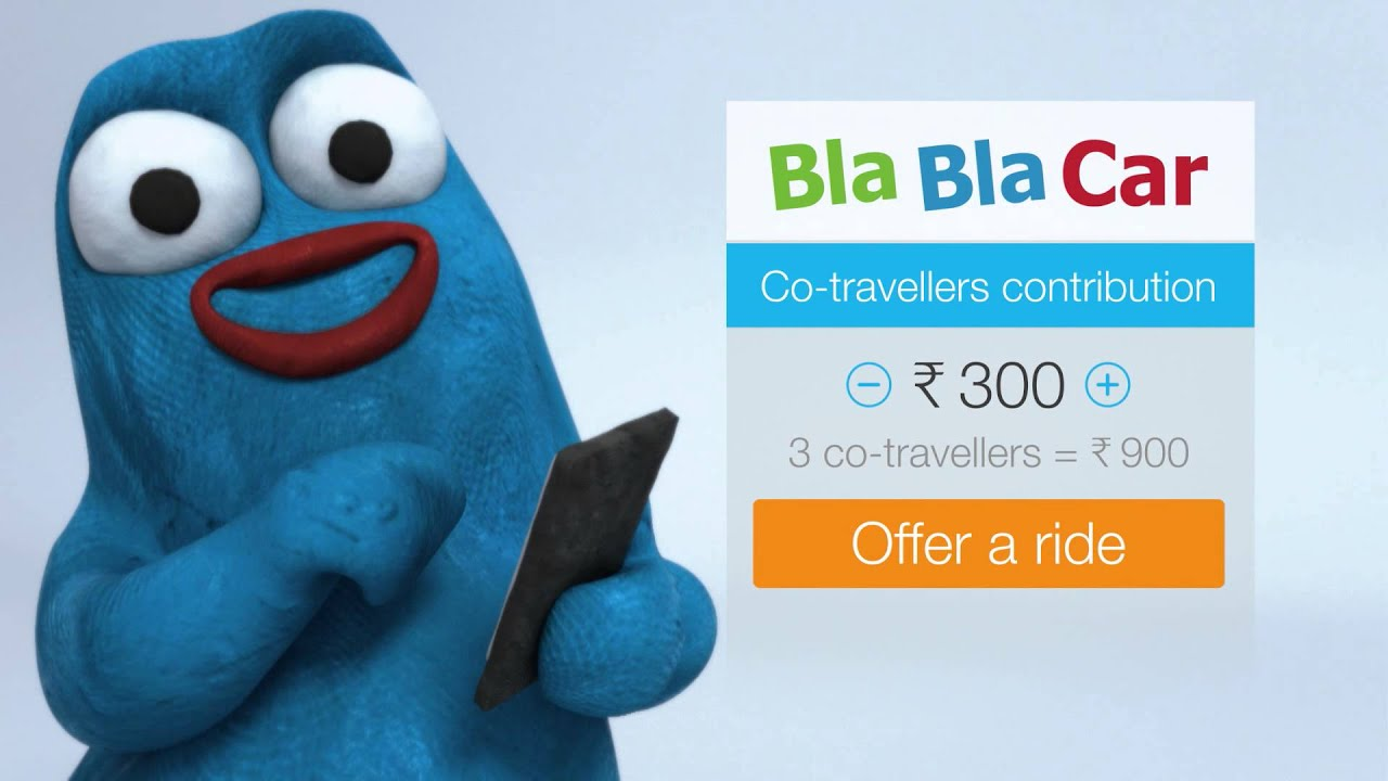 Blablacar India Share Your Journey Youtube