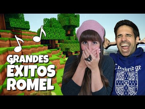 GRANDES ÉXITOS MUSICALES  DE ROMEL