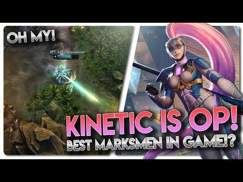 KINETIC IS SO FREAKIN GOOD! Vainglory 3v3 [Ranked] Gameplay - Kinetic |WP| Lane Gameplay