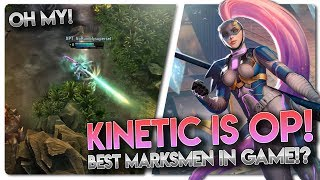 KINETIC IS SO FREAKIN GOOD! Vainglory 3v3 [Ranked] Gameplay - Kinetic |WP| Lane Gameplay
