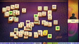 Hoyle Puzzle and Board Games 2009 - Mahjong Tiles - Abstract