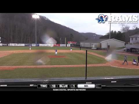 BASE: Bluefield College vs. Tennessee Wesleyan College