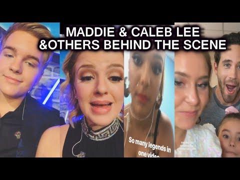 Maddie Poppe Instagram With Caleb Lee Hutchinson Behind The Scene & Others American Idol 2018 Winner