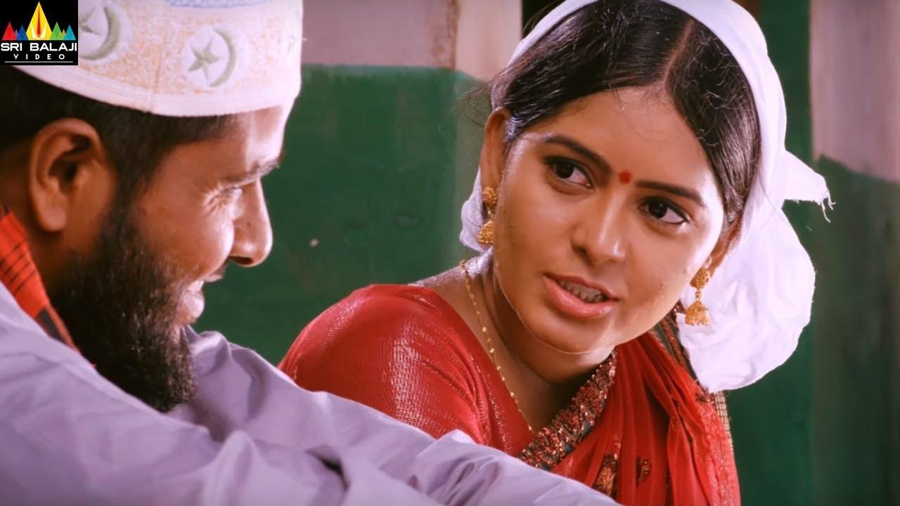 Download Lajja Movie Scenes | Saleem and Suseela Love Scene | Sri Balaji Video
