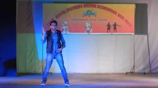 santali dance performance at SEA meeting 2013 (angul)