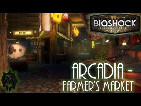 Bioshock Remastered Gameplay (ITA) #6 - Arcadia Farmer's Market