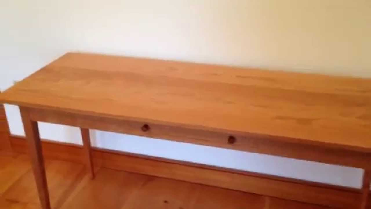 Looking For Love Shaker Style Cherry Computer Desk