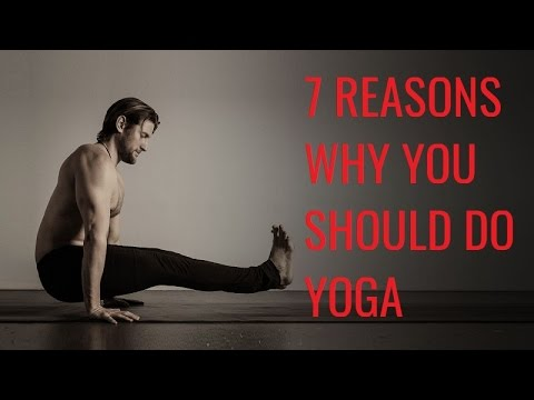 7 Reasons Why You Should Do Hot Yoga