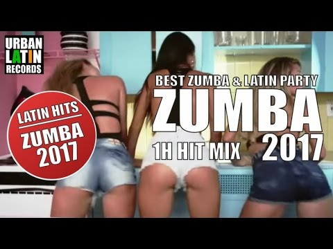 ZUMBA 2017 ► FIESTA LATINA LATIN DANCE & PARTY HITS ► REGGAETON, SALSA,BACHATA, LATIN FITNESS DANCE