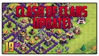 Let´s Play Clash of Clans #19 [GER] | Es geht wieder los - ChristmasUpdate! | Vicevice