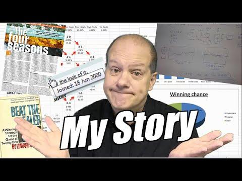 Peter Webb - Bet Angel - My Betfair trading story (so far)