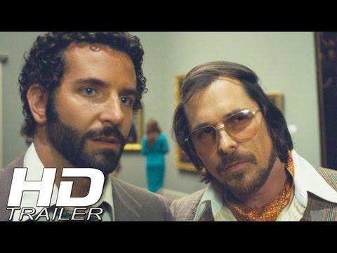 American Hustle Official Trailer - Christian Bale, Bradley Cooper