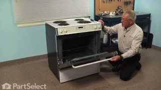 range stove oven repair replacing the oven sensor ge part wb21x5301