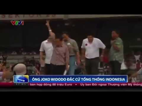 Indonesia Presidential Election: Jokowi Elected