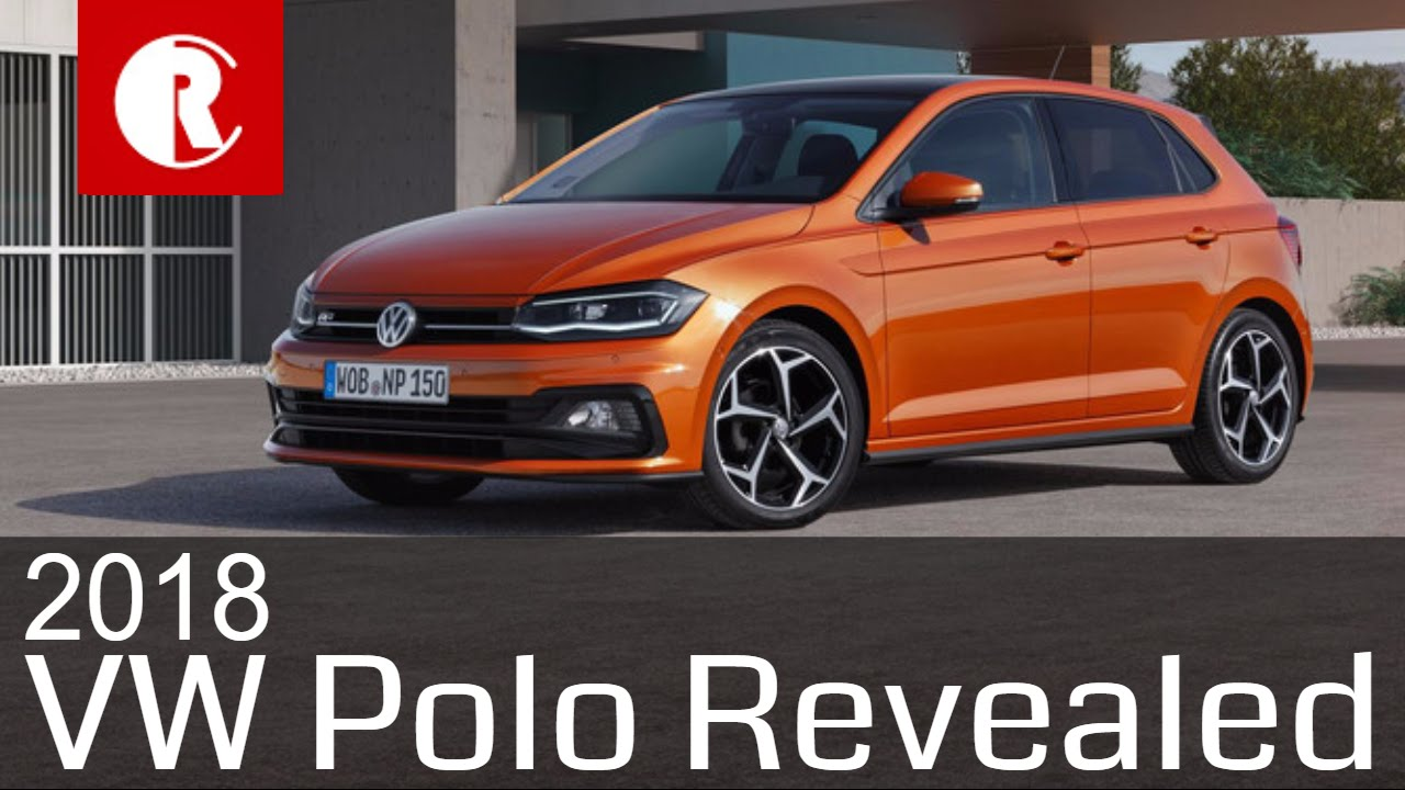 new volkswagen polo 2018 revealed youtube. Black Bedroom Furniture Sets. Home Design Ideas