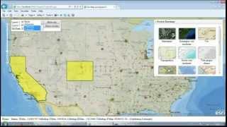 ArcGIS JavaScript API (create a web layer-based map application with html/javascript)