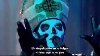 Ghost - Majesty (Live)[Sub Español + Lyrics]
