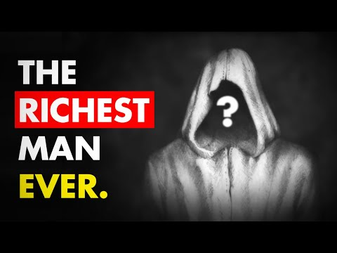 A Story of Emperors, Trillionaires & The Richest Man Ever