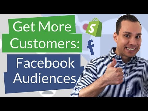 How To Find Targeted Buyers On Facebook: Shopify eCommerce Advertising Tutorial
