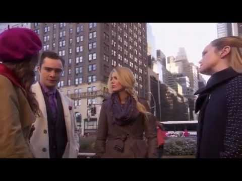 """Gossip Girl 6x09 The Revengers - Chuck/Serena/Blair/Ivy """"I'm not about to let Nate rot in jail"""""""